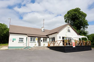 Ballinamore Golf Club - Clubhouse